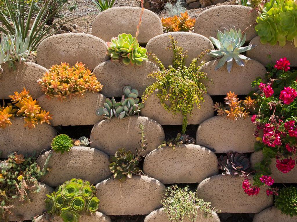 Name Verdura: Sonomarin Landscape Materials